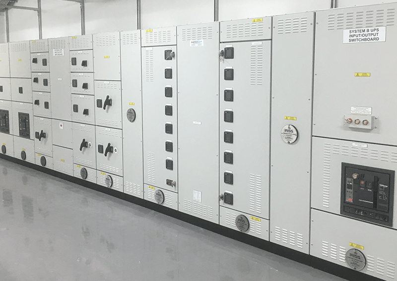 Low Voltage Switchgear Panels